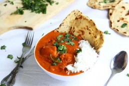Butter Chicken Recipes Mauritius